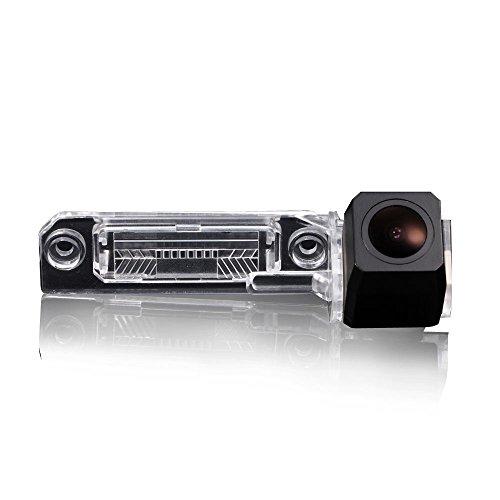 Couleur Caméra avec Vision Nocturne et système de recul étanche & Antichoc IP68 pour VW Caddy Passat B6 3C B5 3B Transporter T5 Touran Jetta Sharan Golf variant 3c b6 Skoda Superb Polo Touareg