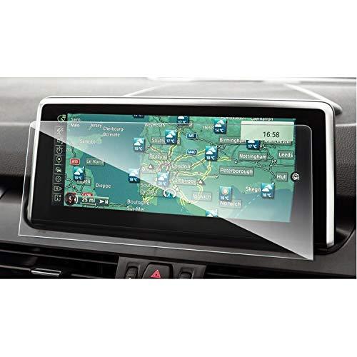SHAOHAO Auto Navigation Bildschirmschutzfolie für BMW X5 F15 X6 F16 10,2-Zoll GPS Transparent Schutzfolie, Kratzfest 9H Anti-Fingerprint Panzerglas gehärtetem Glas