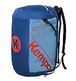 Kempa Sporttasche mit Rucksack-Funktion K-LINE blau 58 x 32 x