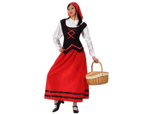 Atosa - Disfraz de folklore para mujer, talla 38-40 (8422259116301)
