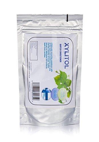 250 g XILITOL Acerca edulcorante sin azúcar original de Finlandia Asegúrese para revisar con...