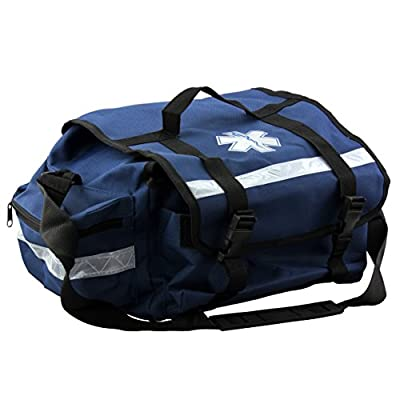 Primacare KB-RO74 17 x 9 x 7-inch Blue Trauma Bag by Primacare Medical Supplies Inc.