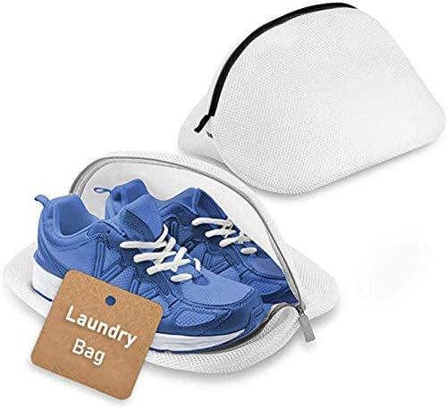 LANSKRLSP Wäschenetz für Waschmaschine - Wäschesack Waschmaschine - Waschbeutel groß - Wäschenetz Schuhe - Wäschenetze Wäschebeutel Wäschesack für die Waschmaschine Haltbarer Netz