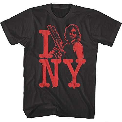 Escape from New York I Love NY Men's T Shirt Snake Plissken Kurt Russell Action