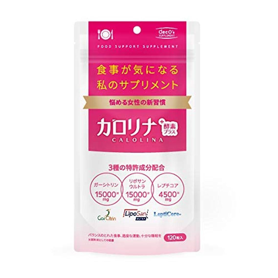 シャープ旅行伝染病【旧】カロリナ酵素プラス