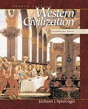Western Civilization: Comprehensive Volume by Spielvogel, Jackson J. (August 9, 1999) Hardcover