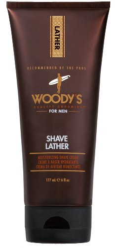 Woody's Shave Lather 177 ml by Woody's