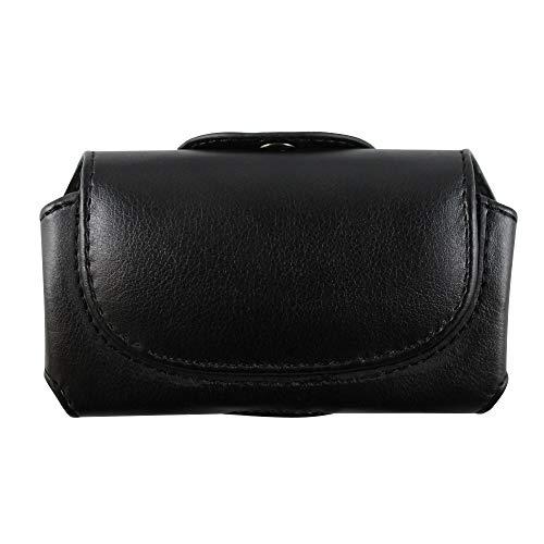 Harper Grove Leather Pouch Phone Case for Samsung a157 a717 a736 a737 a747 SLM a777 a900 Ace a900m Ace D520 D800 D807 D820 D840 D900 Black Carbon e840 FIN G600 Helio Drift m330 m520 m610
