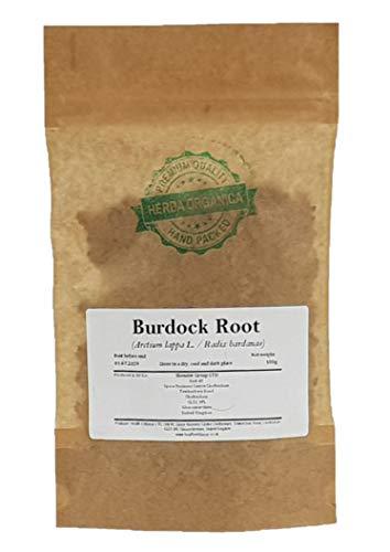 Klettenwurzel / Arctium Lappa L / Burdock Root # Herba Organica # Große Klette (100g)