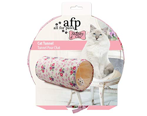 ALL FOR PAWS Summer Time Tunnel pour Chat 4,67 kg