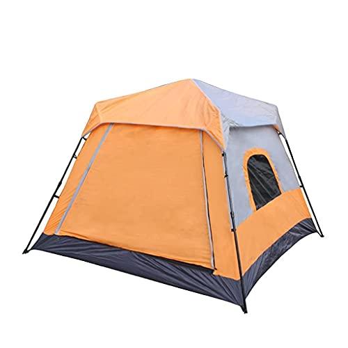 H-BEI Tiendas de campaña Totalmente automático Camping al Aire Libre Refugio Solar Cabaña instantánea Toldo de Sombra Impermeable portátil con Bolsa de Transporte para Senderismo de Mont