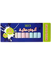 SBC Water Colors 12 Color 6 ml,5215001