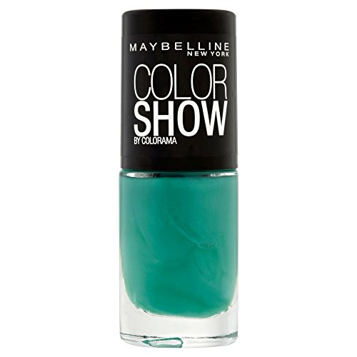Maybelline Color Show Vernis à ongles Couleur Show Vert (Show me the Green)