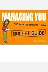 [(Managing You )] [Author: Bernice Walmsley] [Apr-2012] Paperback