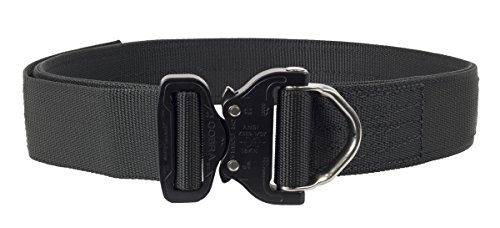 Elite Survival Systems ELSCRB-B-M Cobra Rigger's with D Ring Buckle Belt,...