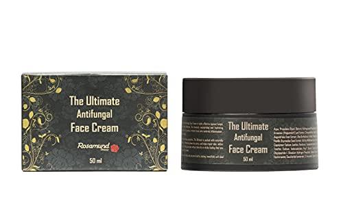 The Ultimate Antifungal Face Cream | Tea Tree | Antibacterial | Relieve Acne, Eczema, Ringworm,...