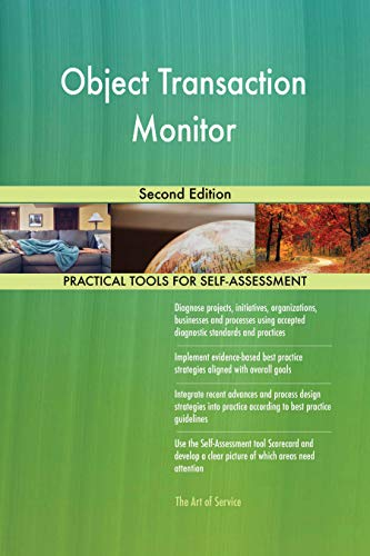 Object Transaction Monitor Second Edition (English Edition)