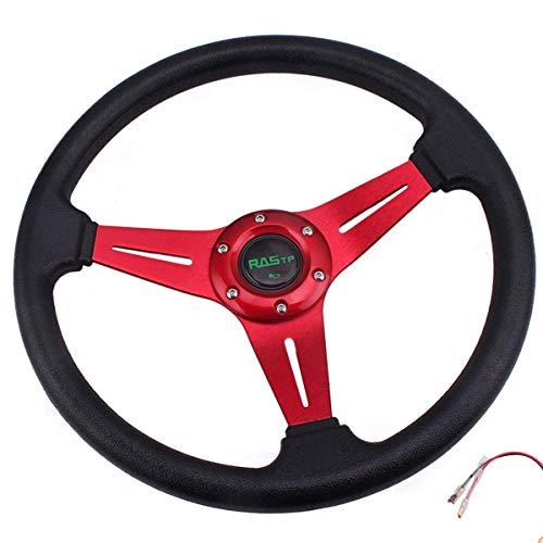 rastp universal racing steering wheel