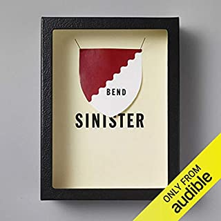 Bend Sinister audiobook cover art