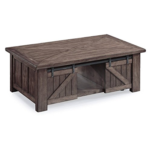 Magnussen Garrett Lift-Top Coffee Table in...