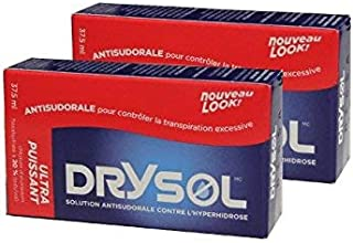 Drysol Liquid - Extra Strength 20% 37.5mlx2boxes Drysol Liquid - Extra Strength 20% 37.5mlx2boxes