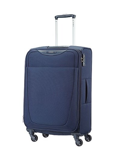 Samsonite - Base Hits Spinner (77cm-104Litros) (Azul)