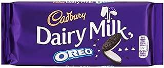 Cadbury Dairy Milk with Oreo Chocolate 15 x 120g Bars (Bulk Buy)