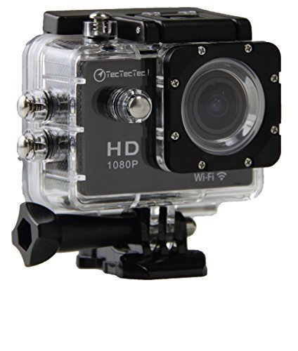 TecTecTec XPRO1 WIFI Action Sport Cam Camera Waterproof Full HD 1080p 720p Video Helmetcam
