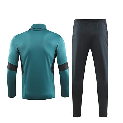 ZNMJW - Camiseta de manga larga para hombre y hombre, para entrenamiento, se puede personalizar con cualquier nombre y número, apto para fans de Ajax