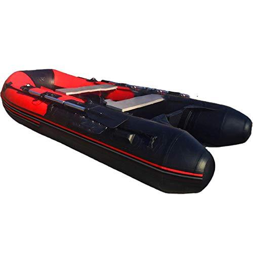 B/H Aufblasbares Boot Schlauchboot,Dickes Angriffsboot, aufblasbares Schlauchboot - 2,5 m + 4 Durchschlag 4,0 P,schlauchboot Kinder