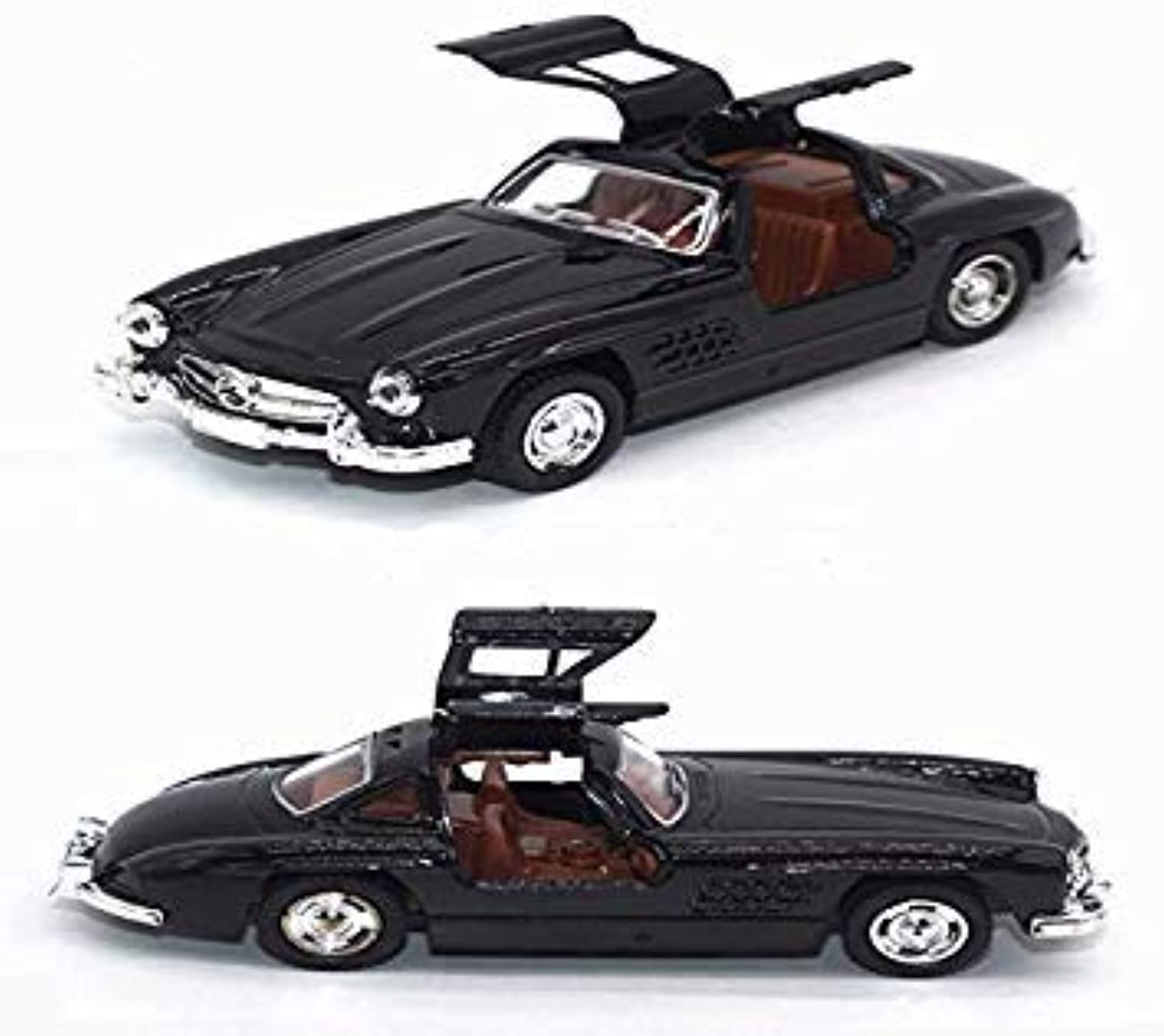 1 28 Simulation Mercedes SLS Classic Car Collection Collection