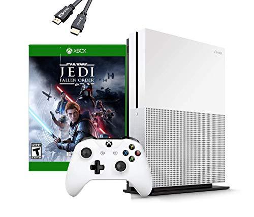 Xbox One S 1TB Console [Previous Generation] - Star Wars Jedi: Fallen Order Bundle