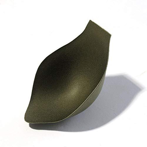 N-A Herren Unterwäsche Schwamm Pad Männer Schwamm Enhancer Pad Kissen für Unterwäsche Bademode Penis Cup Push Up Pad, grün