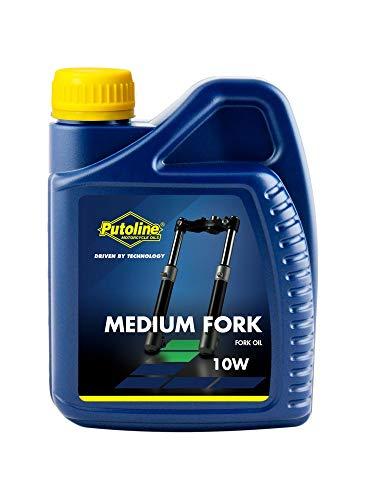 Aceite horquilla Putoline SAE 10 mineral medio (500 ml)