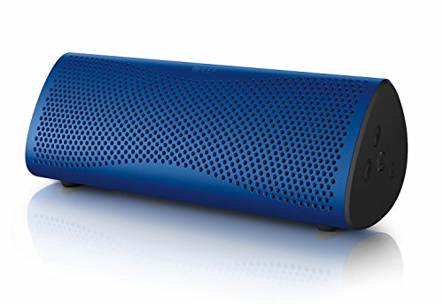 KEF MUO Wireless Bluetooth Speaker - Racing Blue