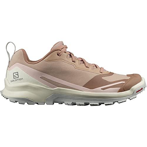 Salomon XA Collider 2 Mujer Zapatos de trail running, Rosado (Sirocco/Vanilla Ice/Peachy Keen), 42 EU