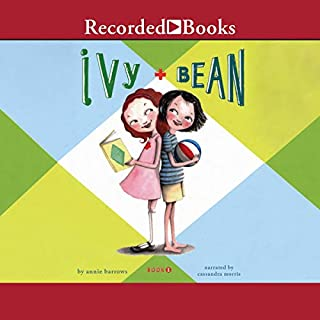 Ivy and Bean audiobook cover art