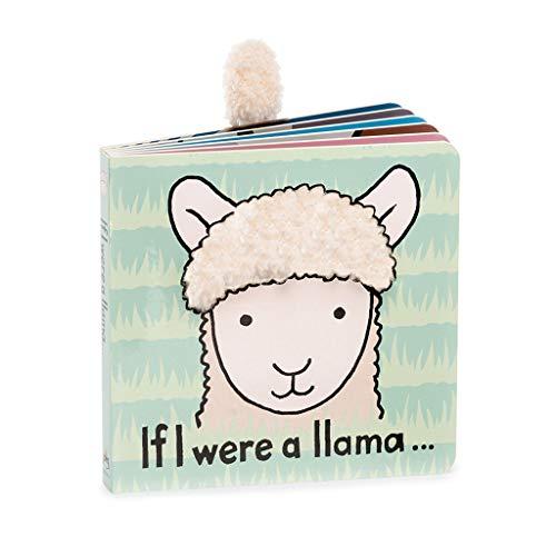 Jellycat If I were a Llama Board Book