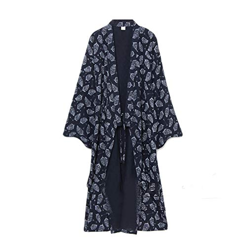 Fancy Pumpkin Yukata degli uomini veste Kimono Robe Khan Steamed Clothing Pigiama # 07