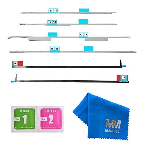MMOBIEL Kit Tiras Adhesivas Pantalla LCD Compatible con iMac 27/13,2/14,2/15,1/17,1