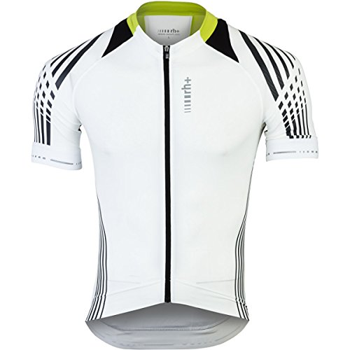 Maglia ciclismo a maniche corte rh+ Power Stretch Control Jersey