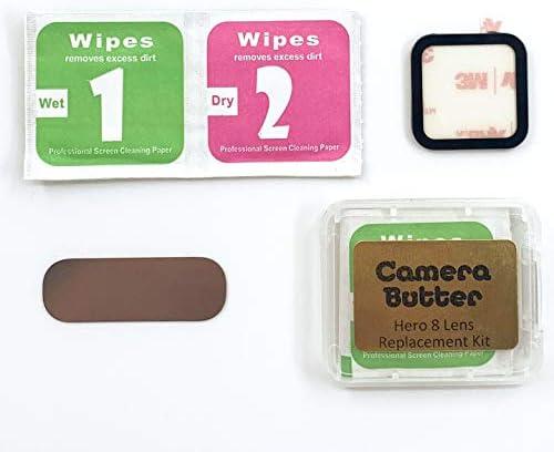 Lens replcement kit for GoPro Hero 8 Action Camera GoPro Hero 8 Glass Lens Replacement kit product image