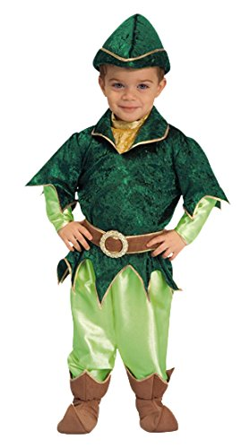 Dress Up America Costume Deluxe Peter Pan