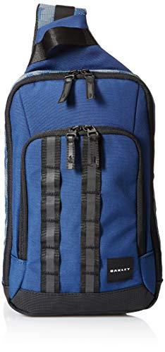 Oakley Men's Utility One Shoulder Bag, Dark Blue Reflective, U