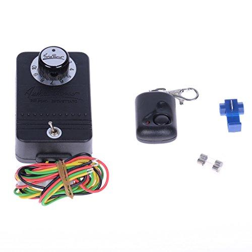 Pinasco - Limitador de velocidad con control remoto, se puede desconectar