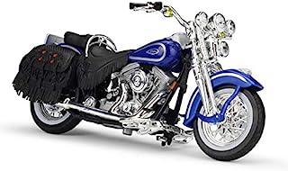 マイスト 1/18 ハーレー ダビッドソン 1999 FLSTS ヘリテージ ソフテイル スプリンガー Maisto 1/18 Harley Davidson 1999 FLSTS Heritage Springer オートバイ Motorcy...