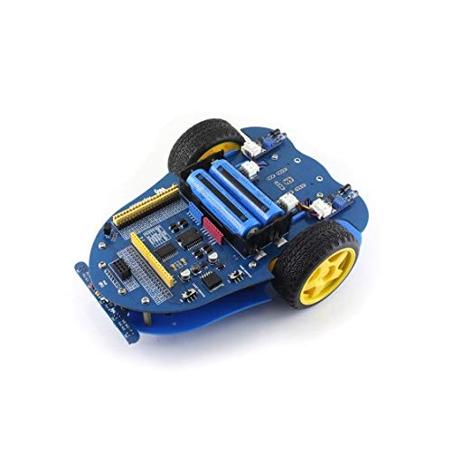 LWEITECH Waveshare AlphaBot Bluetooth Robot Building Kit for Arduino profession