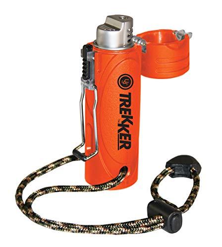 UST Trekker Stormproof Lighter with Lightweight, Rugged Construction, Turbo...