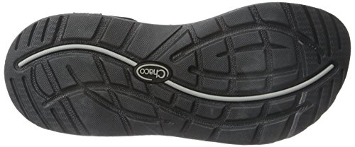 Chaco womens Zcloud athletic sandals, Black, 5 US