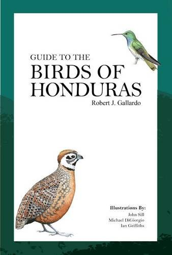 Image OfGuide To The Birds Of Honduras